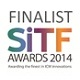 Finalist at SiTF Awards 2014 under the category Best Social & Community Product