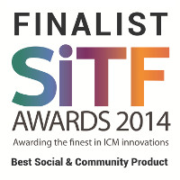 Recognition - MyTechLogy is a Finalist at Singapore infocomm Technology Federation (SiTF) Awards 2014